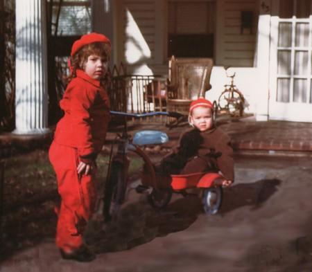 Yates and Frances Lansing, 43 Belair Road, Staten Island
